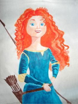 Merida by alfred24