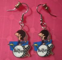 Ringo earrings by estranged-illusions