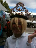 Alois's Crown by Fainting-Ostrich
