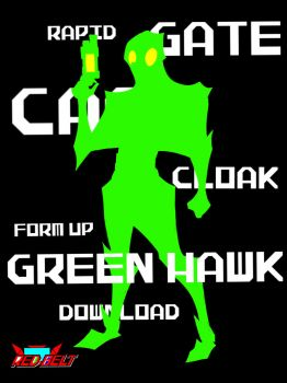 Green Hawk preview by TH3GADFLYINFLIGHT