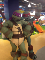 Meet Donatello and Raphael by Els-e