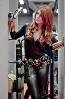 Agent Romanoff by KOCosplay