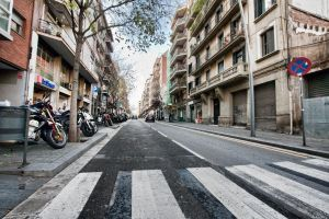 Streets of Barcelona by arnaudperret