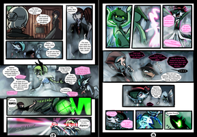 Laminton Chapter 2 : Page 17-18 by Carminadelic