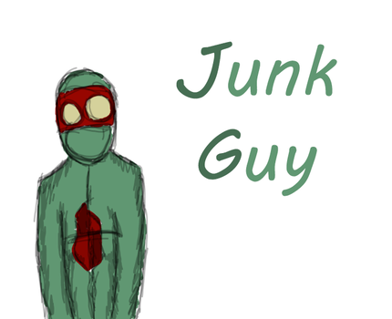 junk guy by AsafMaLOL