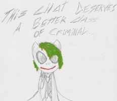This Chat Deserves a Better Class of Criminal by Shadowpredator100