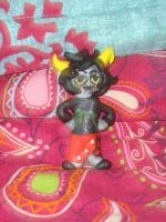 Fail Kanaya polymer clay by Spottedpie