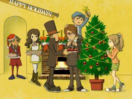 Happy Holidays! by maki5656