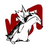 Typhlosion by Pluffers