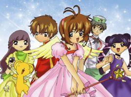 CardCaptors by Sugargrl14