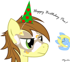 Happy Birthday Pax! by Mynder