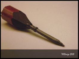 Pen in Pen by TOLDart