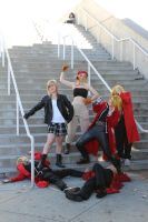 Don't Mess with Winry - AX 2012 by AtomicBrownie