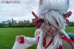Amaterasu - Island Gardens 2 by TPJerematic