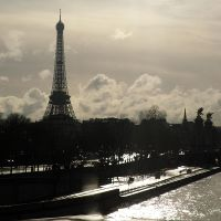 to see Paris and to die by Dotblackdot