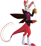 Bunny Butler AT by Rodent-blood