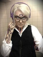 Welcome to Night Vale - Cecil cosplay by Mitternachto
