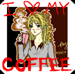 I love my Coffee by Ray-chan