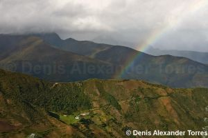 Andean Rainbow by torreoso