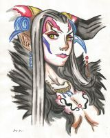 Ultimecia by gyro-drive