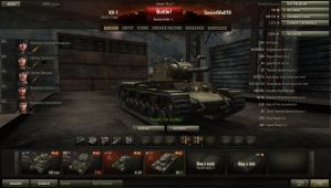 my KV-1 is now epic by eliteracer