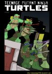 Eastman and Laird's TMNT by Demonology7789