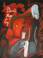 Devil May Cry Dante by ryoyami