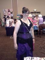 Colossalcon 2014 by AlphaAnime