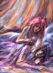 SasuSaku Month 2012 - Day 18 - Ghost by jesterry