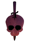 Dusk Skull Graphic by TentacleBites
