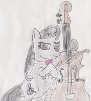 octavia playing great music by hedgehoggoalie