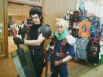 epic cosplay from Akon22 by crimsonvz
