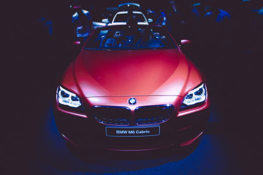 BMW M6 - IAA 2013 by synthes