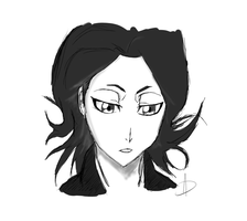Rukia.. by watchfulshepherd