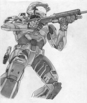 Halo 3 by Spartan308