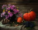 Harvest near the walls native house by Daykiney