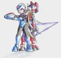 Request 4: Omega Zero and X by OmegaZeroZX