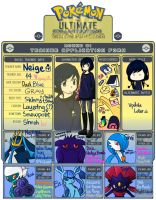 UBF round 1: Neige. by Snow263