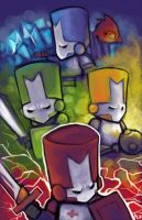 Castle Crashers by TheLawllipop
