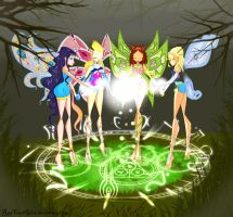 CE:Fairies by RusCoollGirl
