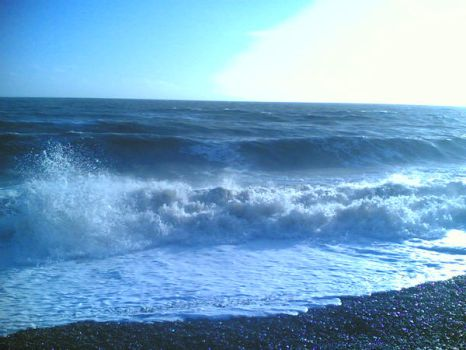 October Sea by becci27