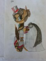 Steampunk pony (female) by Drostan-the-Rhythmic