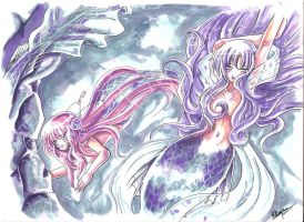 under the sea by yami11