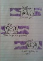 More Cut-In Quotes! My Sonic OC's! by UltraSilver17