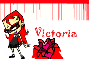 HAPPY BIRTHDAY VICTORIA by XmaxandmimiX