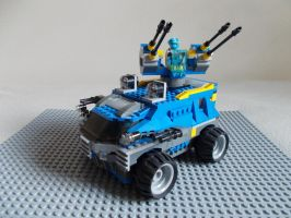 Liberator Car One Overview by DanteZX