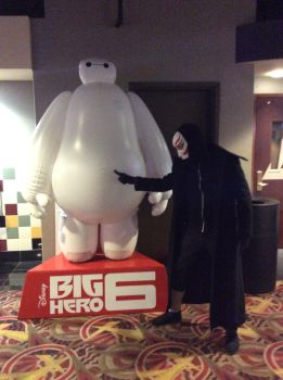 Yokai (Big Hero 6) - What can you do to stop me?! by yulittle