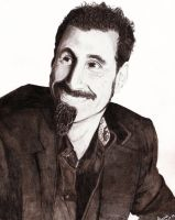 Mr Tankian by Red-Szajn