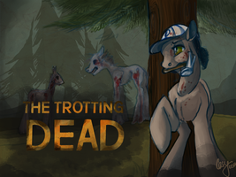 The Trotting Dead by CasyNuf