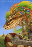 The Return Of Quetzalcoatl by darknatasha